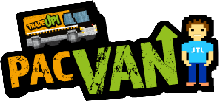 Play our Pac Van game